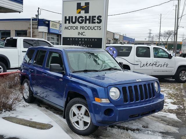 2010 JEEP PATRIOT North Edition  in Toronto, Ontario