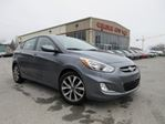 2017 Hyundai Accent SE, ROOF, HTD. SEATS, ALLOYS, BT, 30K! in Stittsville, Ontario