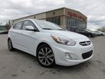 2017 Hyundai Accent SE, ROOF, ALLOYS, HTD. SEATS, BT, 26K! in Stittsville, Ontario