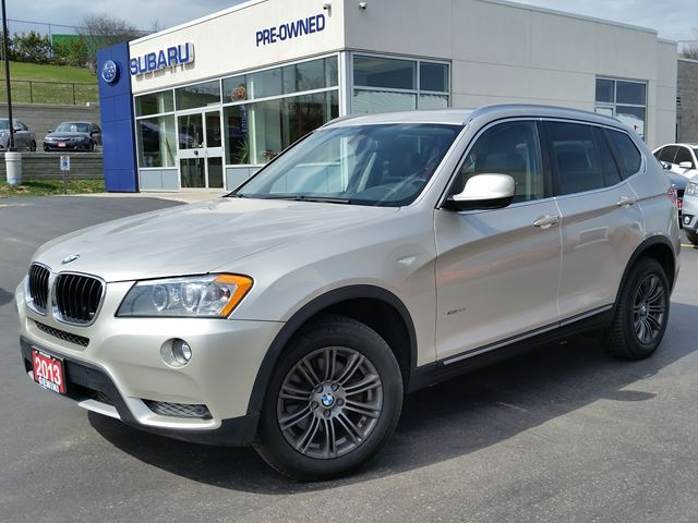 2013 BMW X3 xDrive28i in Kitchener, Ontario