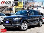 2014 Audi Q7 LuxuryPkg*Navi*Camera*BlindSpot*FullOption in Toronto, Ontario