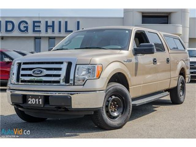 2011 FORD F-150 XLT in Cambridge, Ontario