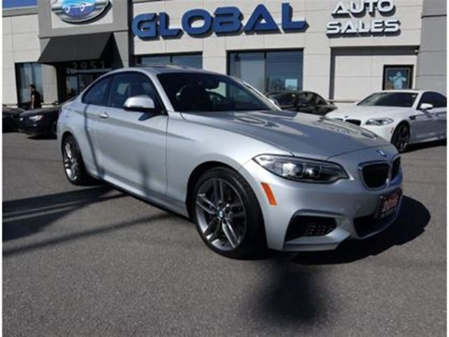2016 BMW 228I xDrive Coupe M-SPORT PKG. ONLY 13 K in Ottawa, Ontario