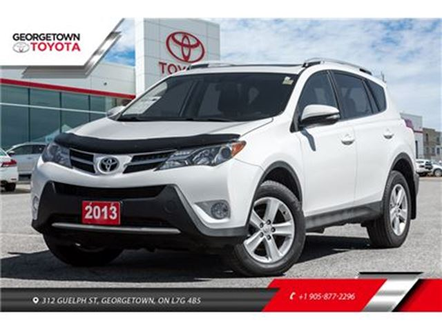 2013 TOYOTA RAV4 LE (A6) in Georgetown, Ontario