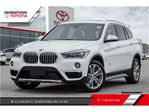 2018 BMW X1 xDrive28i in Georgetown, Ontario