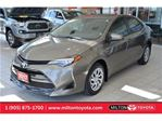 2017 Toyota Corolla LE, Heated Seats, Backup Camera, Bluetooth in Milton, Ontario