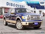 2010 Ford F-150 Lariat KING RANCH, ROOF, NAV in Burlington, Ontario