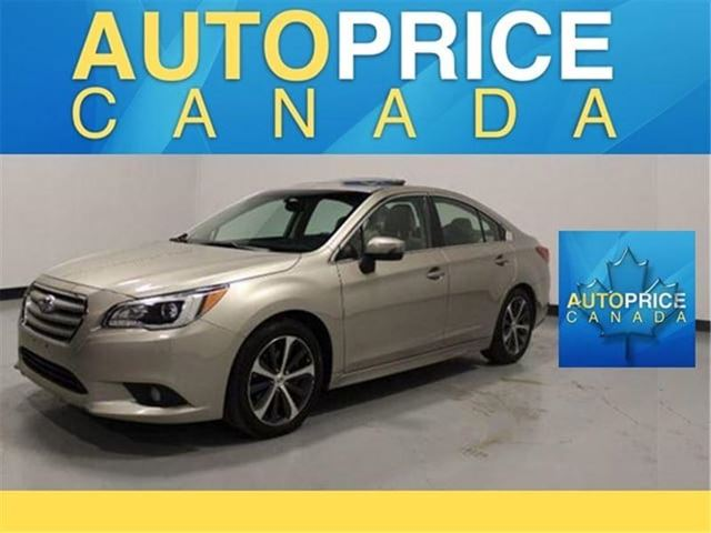 2015 SUBARU LEGACY 3.6R Limited Package w/Tech Pkg in Mississauga, Ontario