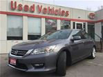 2014 Honda Accord Touring V6- Nav  Leather  S.roof  LDW  Cruise  All in Toronto, Ontario