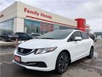 2014 Honda Civic EX in Brampton, Ontario