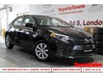 2016 Toyota Corolla SINGLE OWNER LE HEATED SEATS BACKUP CAMERA in London, Ontario