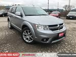 2017 Dodge Journey GT   ONE OWNER   LEATHER   AWD   7PASS in London, Ontario