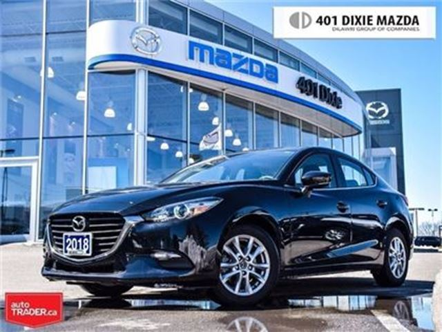 2018 MAZDA MAZDA3 GS,0.9% AVIALABLE,FREE NAVIGATION,NO ACCIDENTS in Mississauga, Ontario