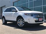 2014 Ford Edge LIMITED!! JUST TRADED !! in Mississauga, Ontario