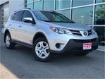 2014 Toyota RAV4 LE AWD!! JUST TRADED !! in Mississauga, Ontario
