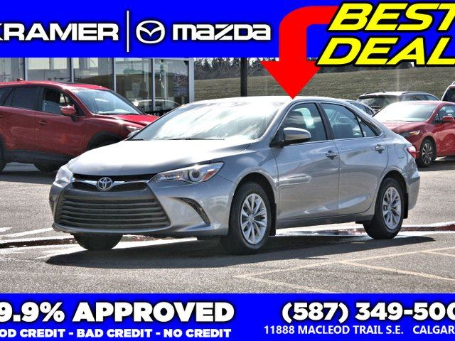 2017 TOYOTA CAMRY LE *CLEAROUT SALE* in Calgary, Alberta