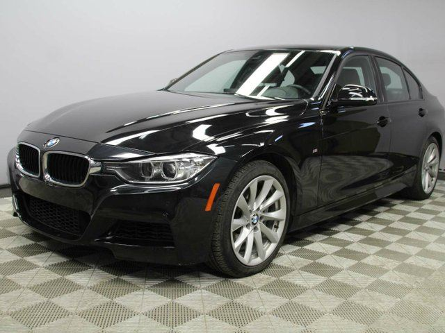 2014 BMW 3 SERIES i xDrive in Edmonton, Alberta