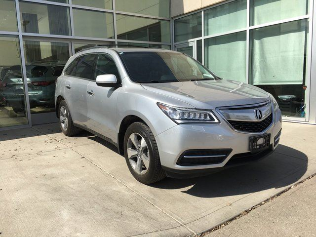 2014 ACURA MDX ACCIDENT FREE/ALL WHEEL DRIVE/HEATED SEATS/BACK UP CAMERA/ in Edmonton, Alberta