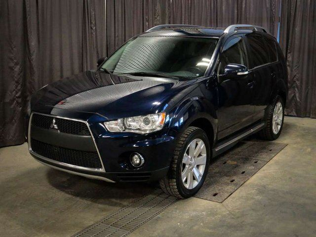 2010 MITSUBISHI OUTLANDER GT, AWD, $166 BW! in Red Deer, Alberta