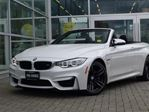 2016 BMW M4 Cabriolet in Vancouver, British Columbia