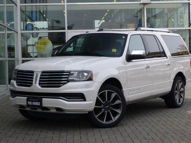 2017 LINCOLN NAVIGATOR Reserve L in Vancouver, British Columbia