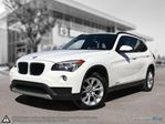 2014 BMW X1 xDrive28i Clean Carproof! in Winnipeg, Manitoba