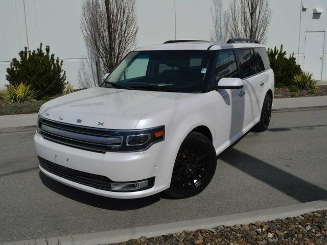 2015 FORD FLEX Limited 4dr All-wheel Drive in Kamloops, British Columbia