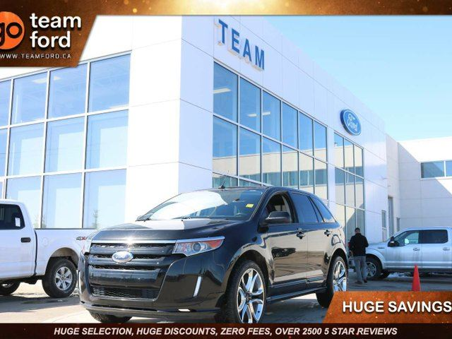 Ford Edge Sport Leather  Weelscanadian Touring Package Navigation