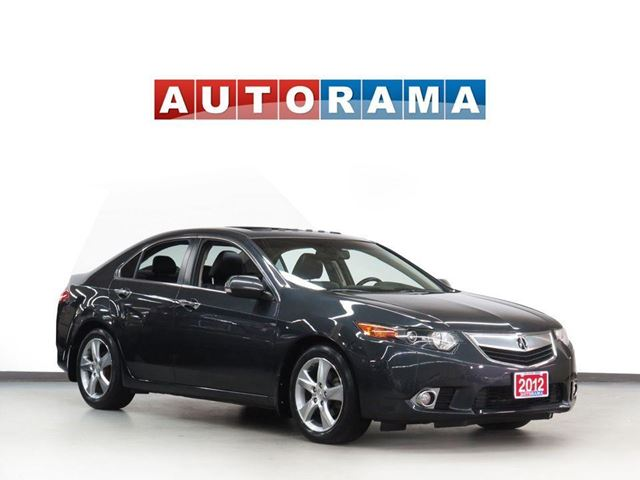 2012 ACURA TSX TECH PKG NAVIGATION LEATHER SUNROOF BACKUP CAMERA in North York, Ontario