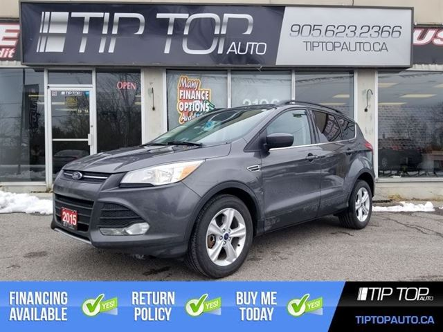 2015 FORD ESCAPE SE ** AWD, Heated Seats, Bluetooth ** in Bowmanville, Ontario