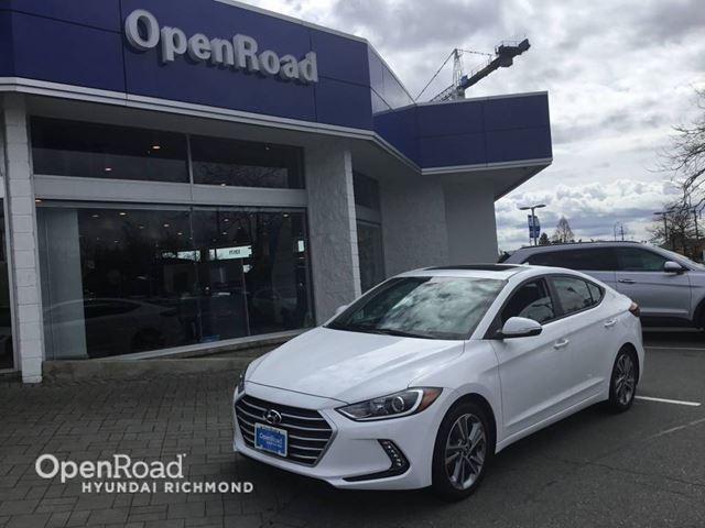 2017 HYUNDAI Elantra GLS in Richmond, British Columbia