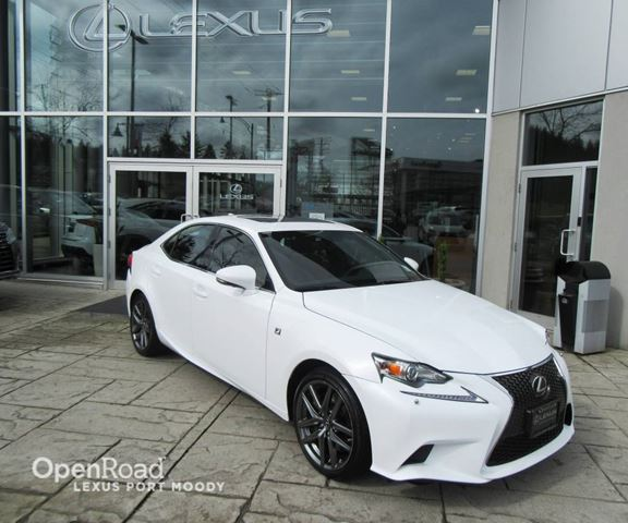 2015 LEXUS IS 350 F Sport 2 - Navigation - Back Up Camera - Blind in Port Moody, British Columbia