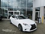 2015 Lexus IS 250 F Sport 3 - Navigation - Back up Camera - Blind in Port Moody, British Columbia