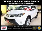 2013 Toyota RAV4 LIMITED AWD  NAVIGATION  CAMERA  LEATHER  in Vaughan, Ontario