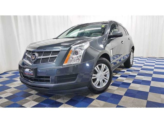2012 CADILLAC SRX Luxury Collection AWD/LEATHER/SUNROOF/REAR CAM in Winnipeg, Manitoba