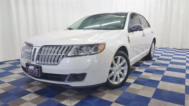 2010 LINCOLN MKZ LEATHER/SUNROOF/REAR CAM/TOUCH SCREEN in Winnipeg, Manitoba