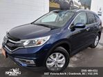 2015 Honda CR-V Touring $224 BI-WEEKLY in Cranbrook, British Columbia