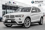 2015 BMW X3 xDrive28i in Mississauga, Ontario