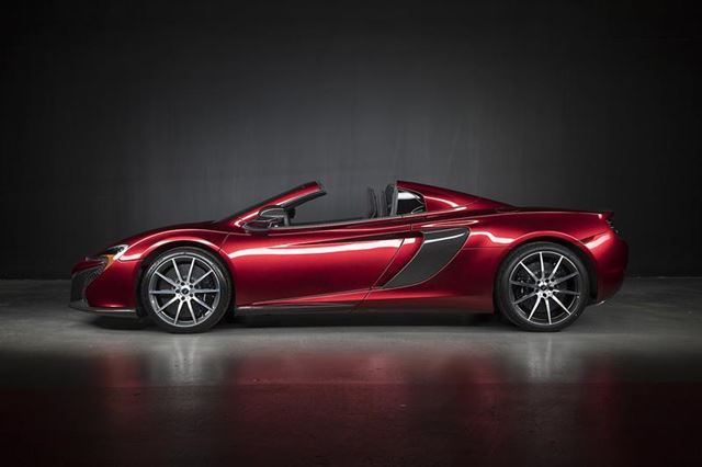 2016 MCLAREN 650S Spider in Woodbridge, Ontario