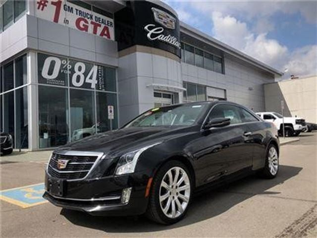 2015 CADILLAC ATS Luxury AWD in Brampton, Ontario