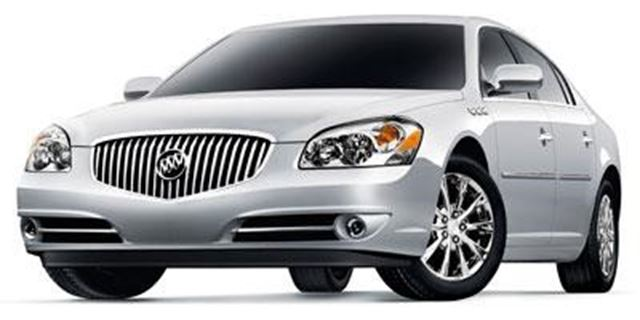 2010 BUICK LUCERNE CXL in London, Ontario