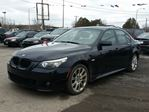 2008 BMW 5 Series 535xi M package in Ottawa, Ontario