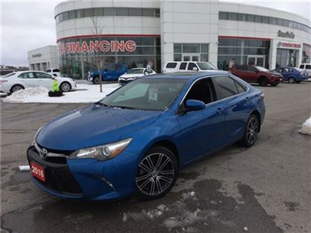 2016 TOYOTA CAMRY XSE in Stouffville, Ontario