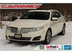 2009 Lincoln MKS Base AWD   NAVI   Leather   Sunroof in Kitchener, Ontario
