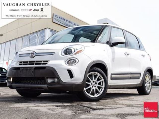 2014 FIAT 500L Trekking in Woodbridge, Ontario