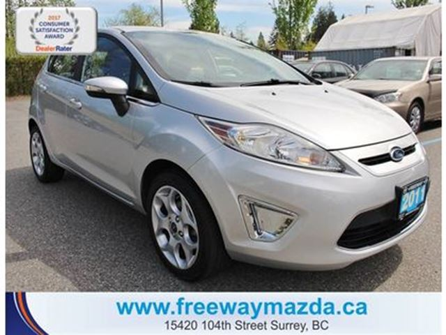 2011 FORD FIESTA SES in Surrey, British Columbia