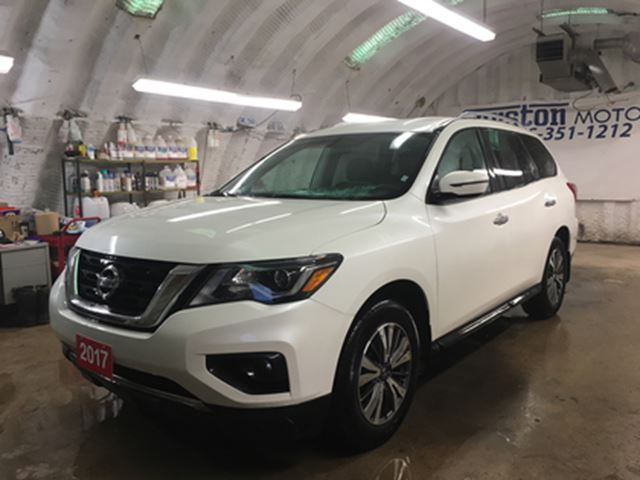 2017 NISSAN PATHFINDER SV*4WD*PHONE CONNECT*7 PASSENGER*BACK UP CAMERA*HE in Cambridge, Ontario