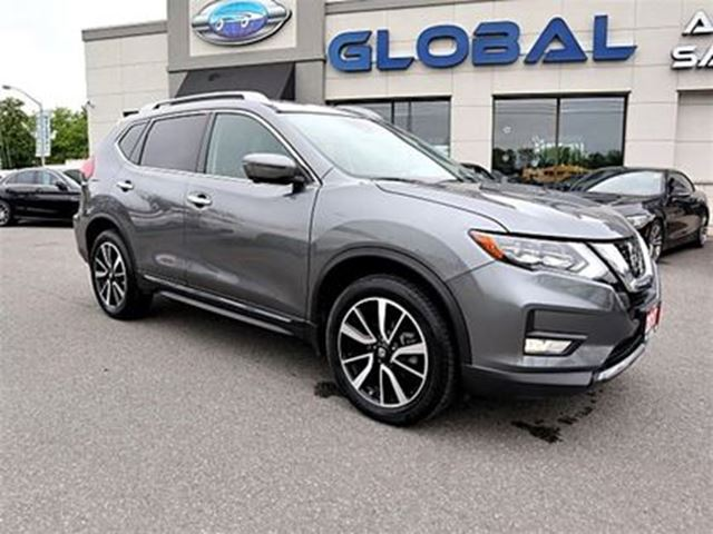 2017 NISSAN ROGUE SL AWD LEATHER NAIGATION in Ottawa, Ontario