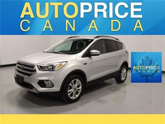 2017 FORD ESCAPE SE REAR CAM\POWER LIFT GATE in Mississauga, Ontario