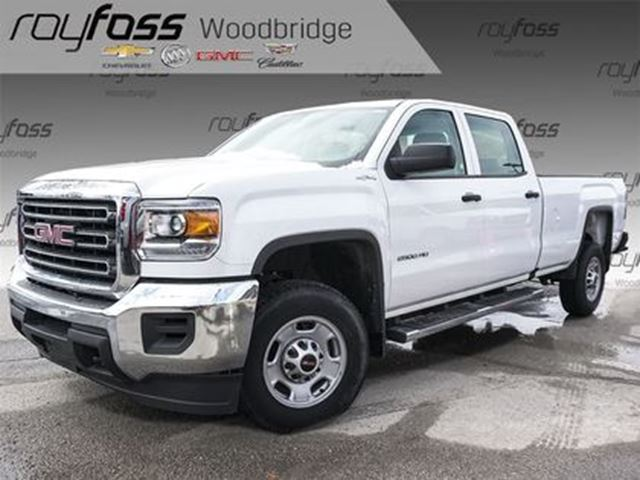 2017 GMC SIERRA 2500  Base in Woodbridge, Ontario